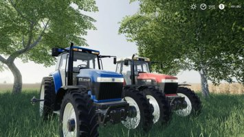 Ford - New Holland - Versatile Genesis fs19