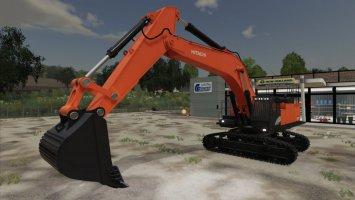 Hitachi 870 LC fs19