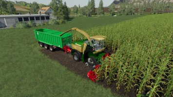 Krone BIG X 580 Pack v1.0.1.0 fs19