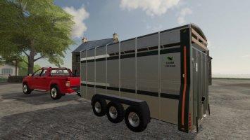 Lizard LT20-Tri Axle fs19
