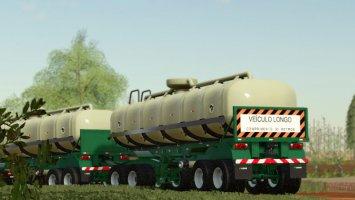 Lizard Tank 40 v1.1 fs19