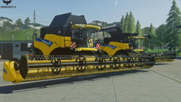 New Holland CR9000 fs19
