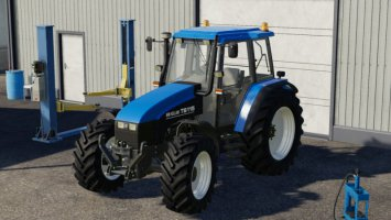 New Holland TS Serie fs19