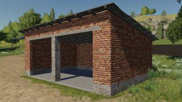 Old Garage v1.1 fs19