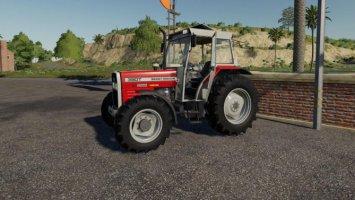 Massey Ferguson 390T v1.0.1.0 fs19