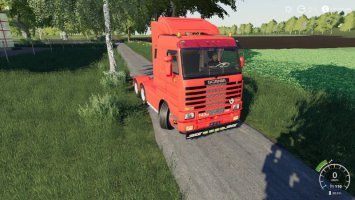Scania 143 V8