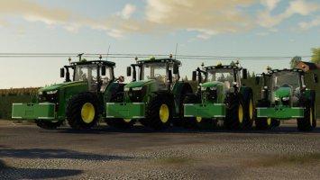 Traktorsafe Frontweights Pack fs19