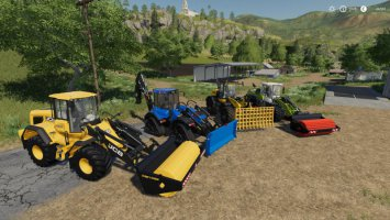 WHEEL LOADER ROAD PACK fs19