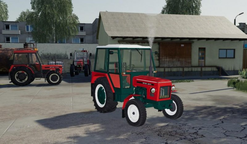 Zetor 6911 Red FS19