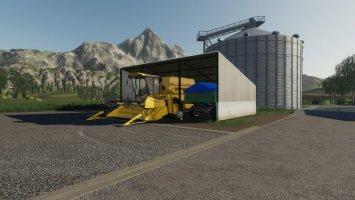 Agricultural Shed fs19