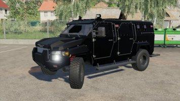 Alpine Armoring Pitbull VX