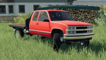 Chevrolet K1500 1995 Flatbed fs19