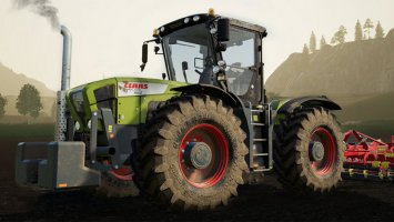 CLAAS Xerion 3000 series fs19