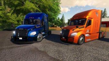Freightliner Cascadia 126 2020 v2.0.0.1 fs19