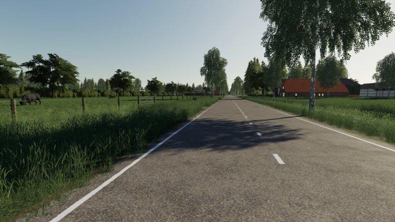 Hollandscheveld Maizeplus Version FS19
