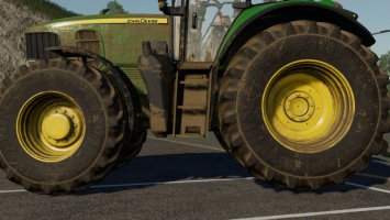 JD 7530 rims fs19
