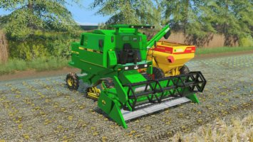 John Deere 6200, 213, 216 And 4209 v1.1 fs19