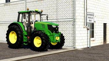 John Deere 6M Series 2020 v3 fs19