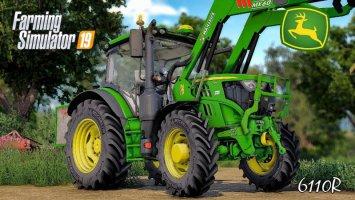 John Deere 6R (6105-6130) Serie fs19