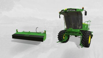 John Deere W260 Fixed fs19