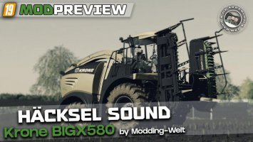 Krone BIG X 580 Pack v1.0.3.0 hot fix fs19