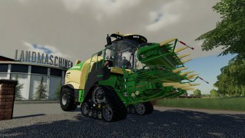 Krone BiG X Series v1.0.0.1 fs19