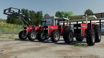 Massey Ferguson 390 tractors-fs19
