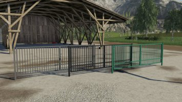 Metal Gate Pack fs19