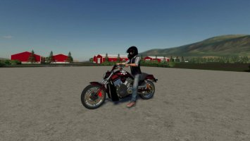 Motorcycle fs19