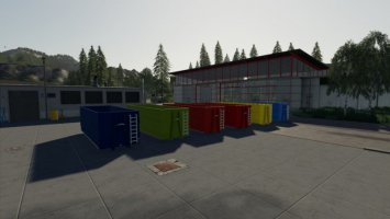 Multifruit Container fs19