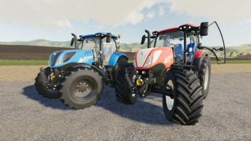 New Holland T7S Series fs19