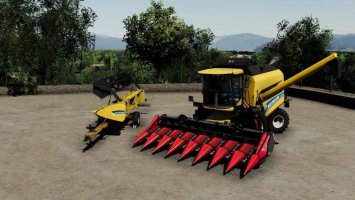 New Holland TC5.90 Pack fs19