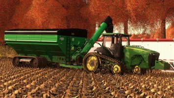 Parker 1354 Grain Cart v1.1 fs19