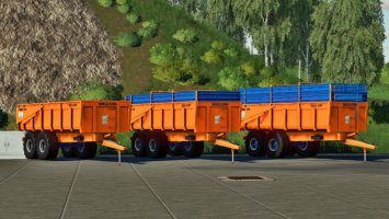 Rolland Turbo 135 fs19