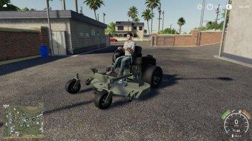 Scag and Bobcat Zero Turn mower fs19