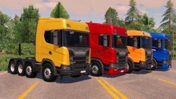 Scania Pack v6 fs19