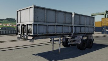 Semitrailer MMZ fs19