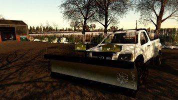 TLX Front Plows Pack fs19