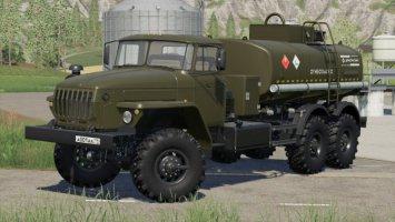 URAL 4320-60 ACV/ATZ fs19