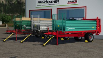 Farmtech Superfex 600 v1.1 fs19