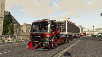 Formula Man Truck fs19