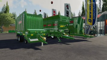 FS19 Bergmann Pack by Stevie fs19
