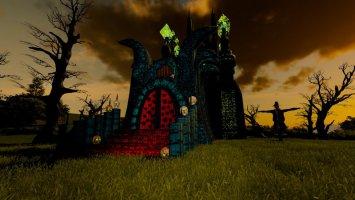 Halloween Hunted House fs19