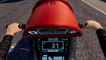 Hover Bike FS19