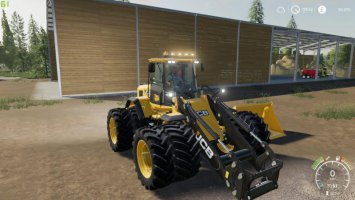 JCB 435S Loader by Stevie fs19