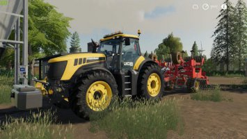 JCB Fast Trac 8000 by Stevie fs19