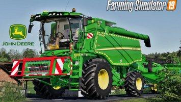 John Deere W500 Serie fs19