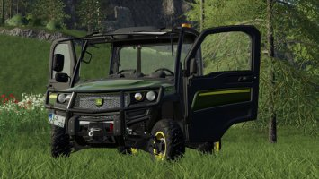 John Deere XUV865M Gator v1.1