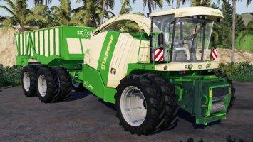 Krone BiG X 1180 Cargo fs19