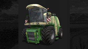 Krone Big X1100 fs19